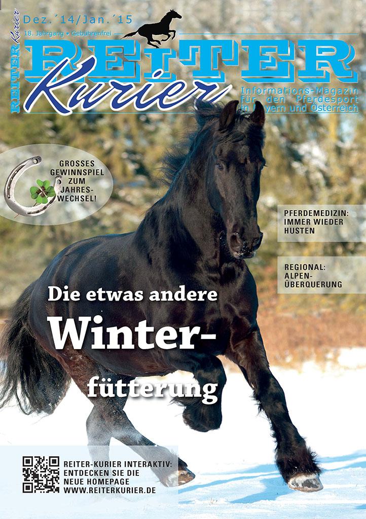 Ausgabe Dezember - Januar