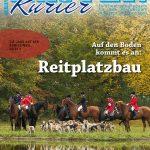 Reiter-Kurier Oktober 2016 Reitplatzbau