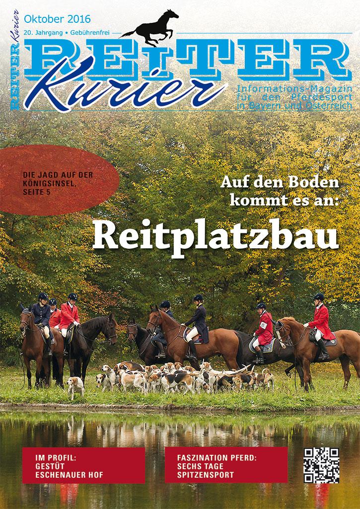 Ausgabe Oktober 2016