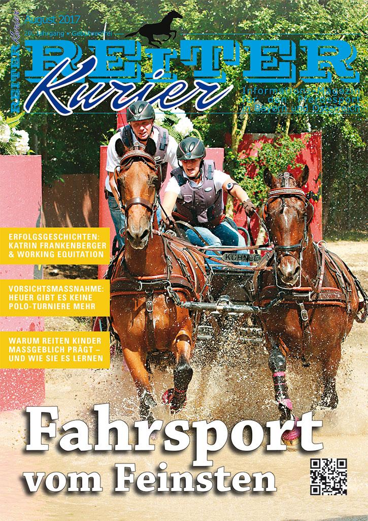 Ausgabe August 2017