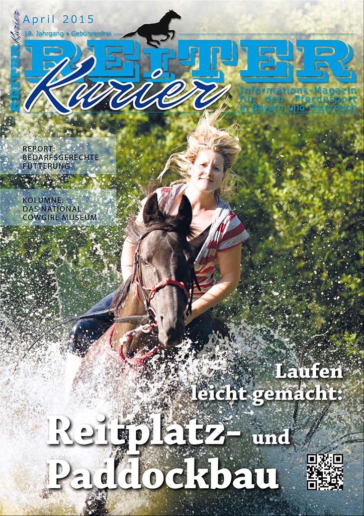 Ausgabe April 2015