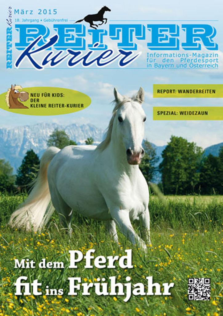 Ausgabe März 2015