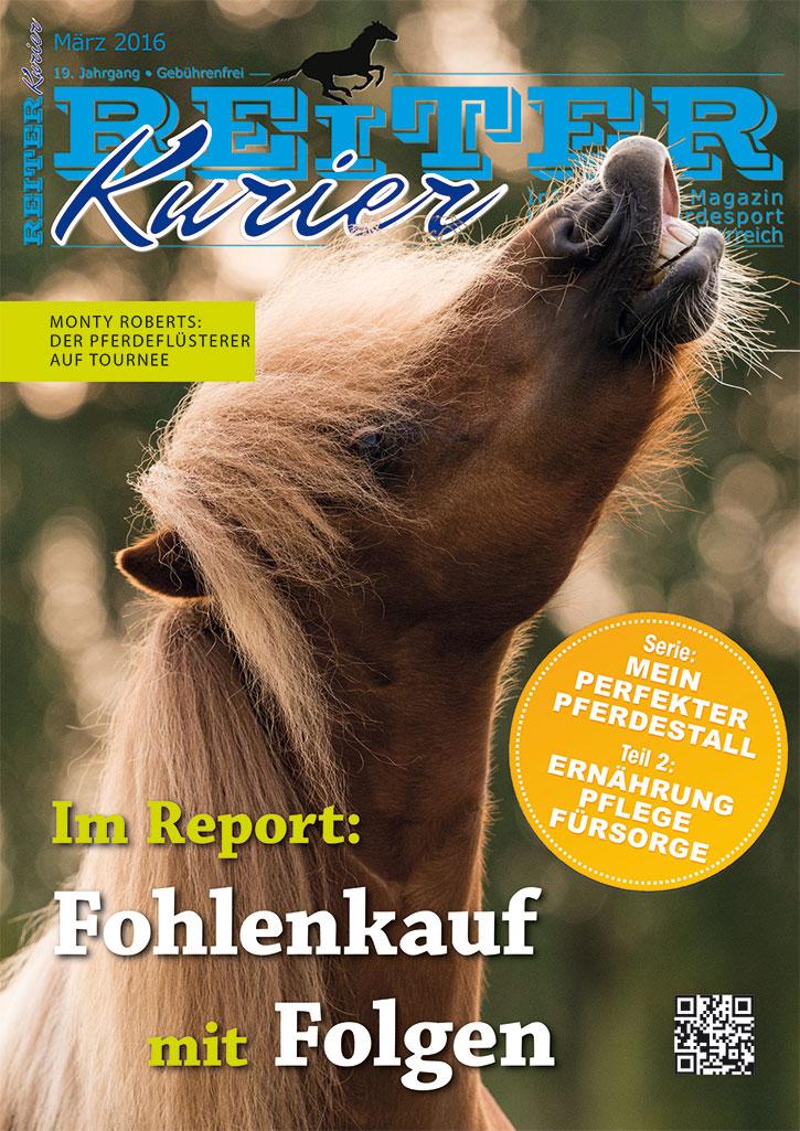 Ausgabe März 2016