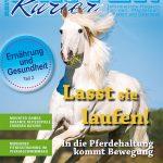 Titel Reiter-Kurier Ausgabe März 2017 - Pferdehaltung