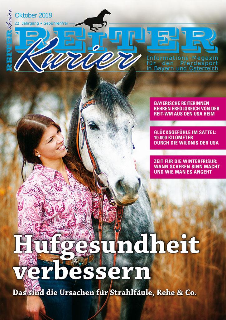 Ausgabe Oktober 2018