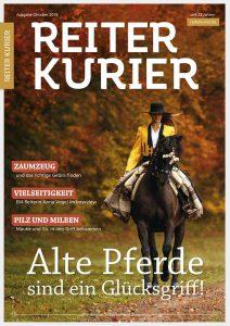 Titel Oktober 2019 Reiter-Kurier